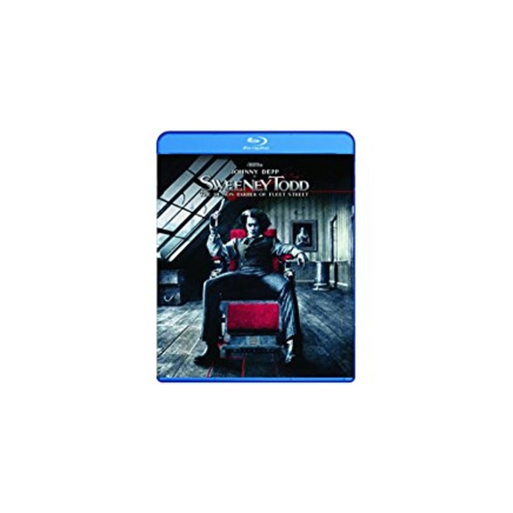 Sweeney Todd (Blu-ray), Movies
