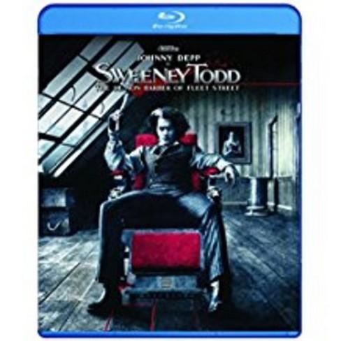 Sweeney Todd (Blu-ray) - image 1 of 1