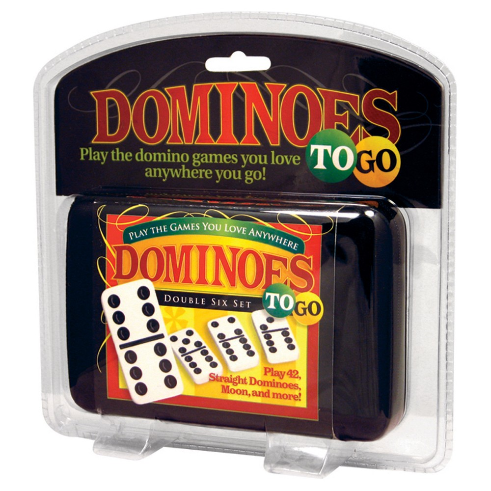Puremco Dominoes To Go, Tile Games