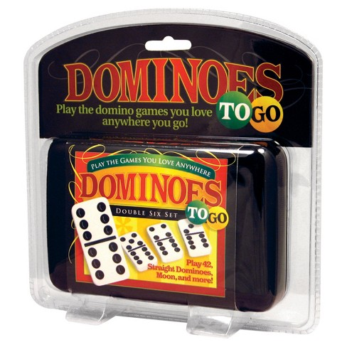 Puremco Dominoes To Go - image 1 of 1