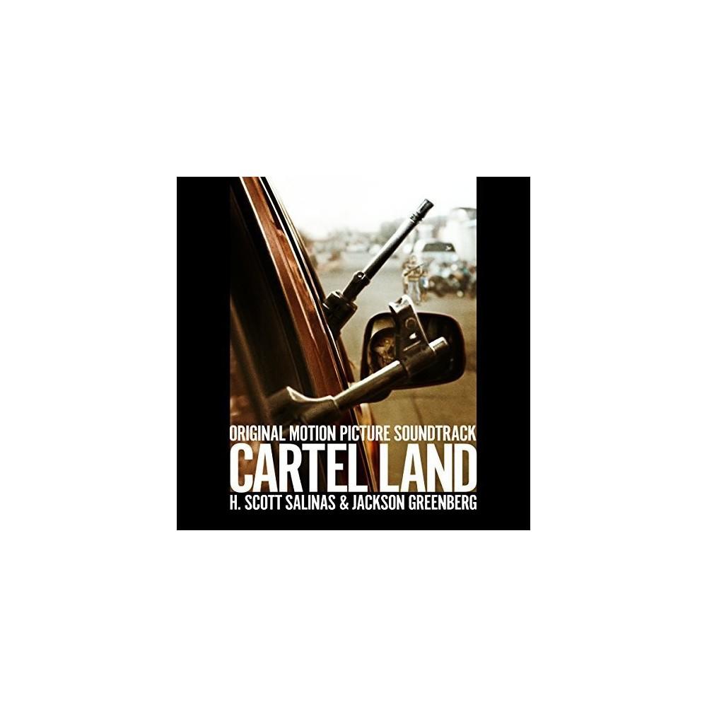 H. Scott Salinas - Cartel Land (Ost) (CD)