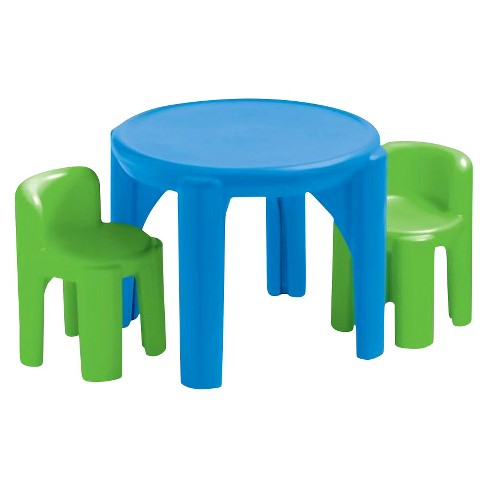 Little Tikes® Bright N Bold Table & Chairs - image 1 of 2