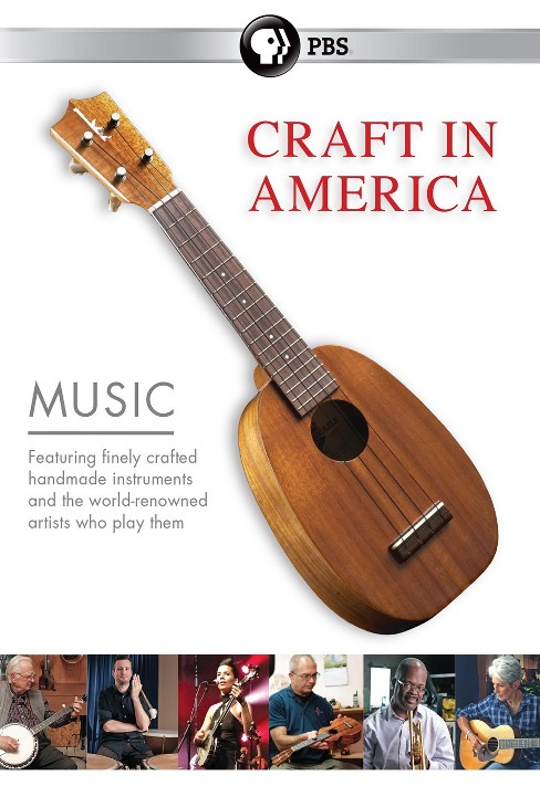 Craft in america:Music (DVD) - image 1 of 1