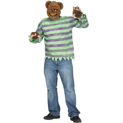 Fun World Killer Bear Adult Costume