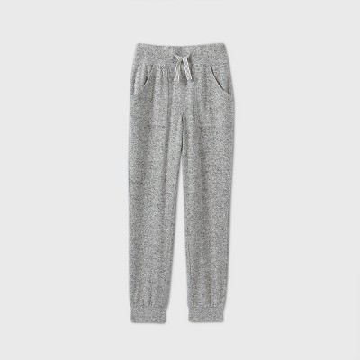 Girls' Cozy Jogger Pants - Cat & Jack™
