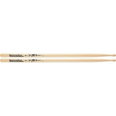 "Innovative Percussion John ""JR"" Robinson Model Hickory Drum Sticks Wood"