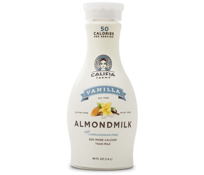 Not all almond milk was created equal | Lipstick Alley