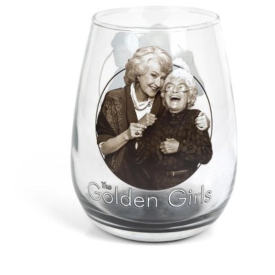 16 oz Golden Girls Pint Glasses Set of 4 JUST FUNKY The Golden Girls Collectibles