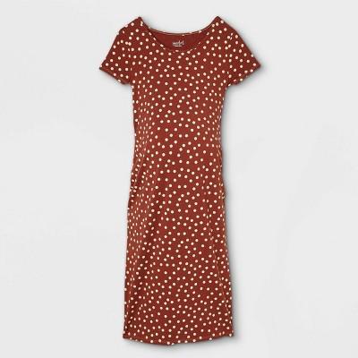 Short Sleeve T-Shirt Maternity Dress - Isabel Maternity by Ingrid & Isabel™