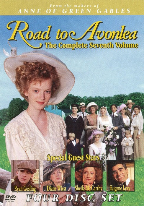 Road To Avonlea:Complete Seventh Seas (DVD) - image 1 of 1