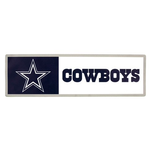 NFL Dallas Cowboys Outdoor Step Decal - image 1 of 1