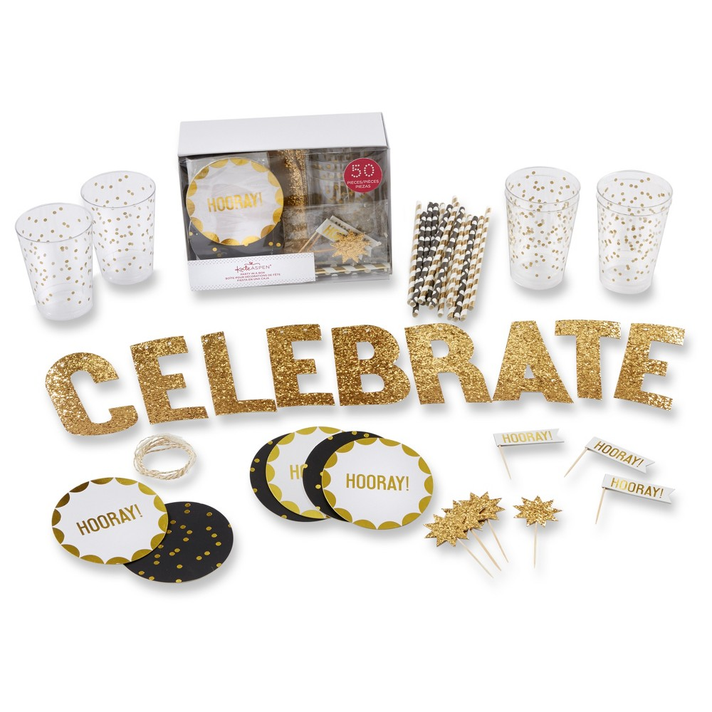 50ct Celebrate Party in a Box