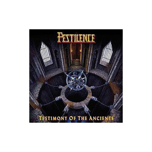 Pestilence - Testimony Of The Ancients (Vinyl) - image 1 of 1