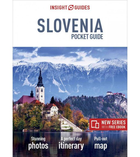 Insight Guides Pocket Slovenia (Paperback) - image 1 of 1