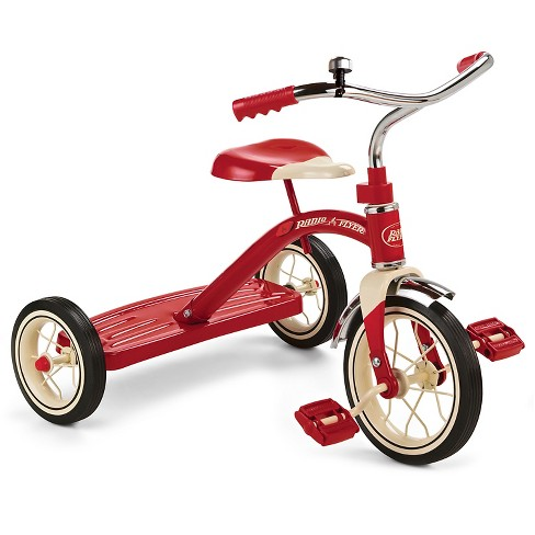 """Radio Flyer 10"""" Classic Tricycle - Red - image 1 of 4"""