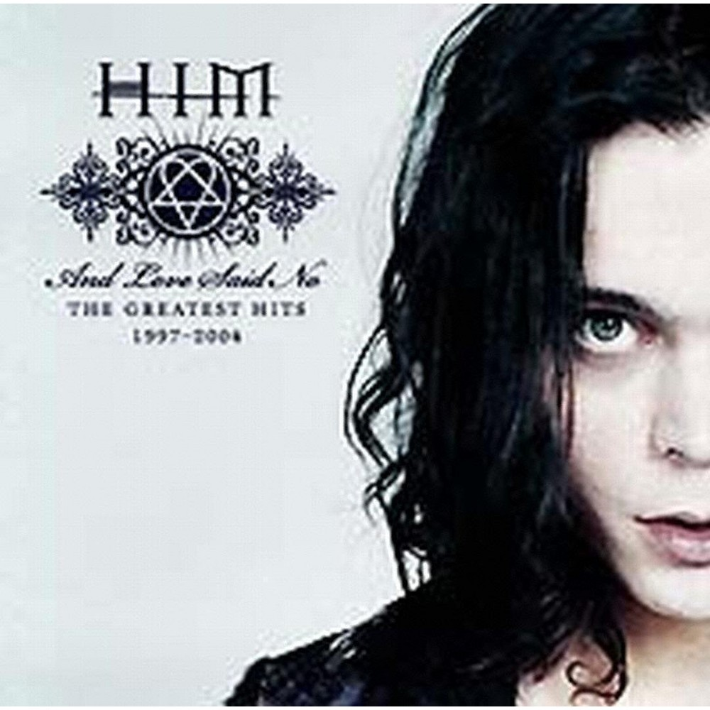 H.I.M. (His Infernal Majesty) - And Love Said No: The Greatest Hits '97-'04 (CD)