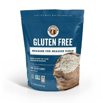 Flours & Meals: King Arthur Gluten Free Measure for Measure Flour