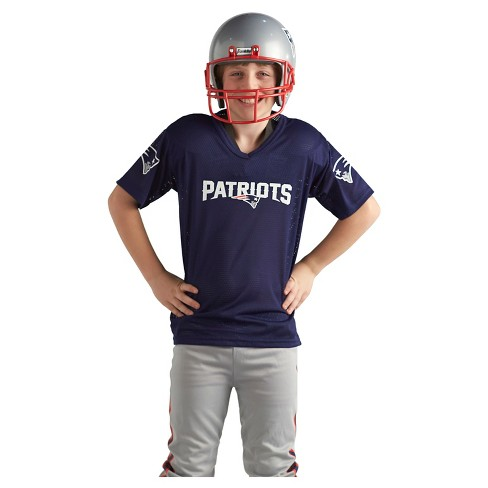 d5a6cbf49 Franklin Sports NFL New England Patriots Deluxe Uniform Set   Target