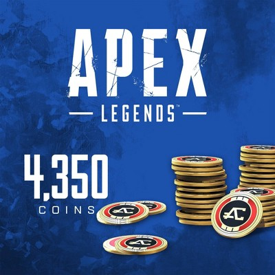 Apex Legends: 4,350 Coins - PlayStation 4 (Digital)