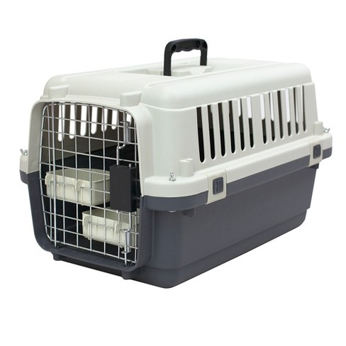 Kennel Direct Dog Crate - Gray - Small - image 1 of 3