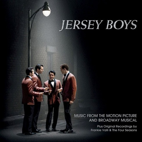 Original Soundtrack - Jersey Boys: Music from the Motion Picture and Broadway Musical (CD) - image 1 of 1