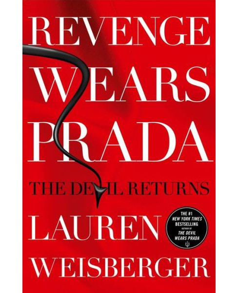 Revenge Wears Prada (Signed) (Hardcover) by Lauren Weisberger - image 1 of 1