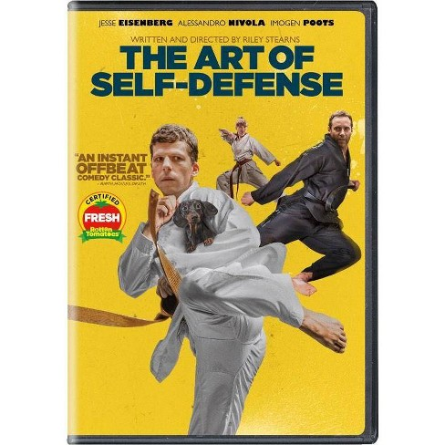 The Art of Self-Defense (DVD) - image 1 of 1