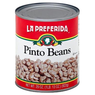 La Preferida Pinto Beans 29oz