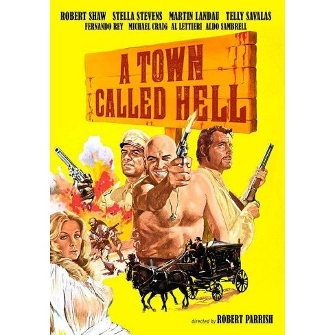 A Town Called Hell (DVD) - image 1 of 1