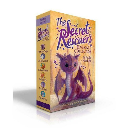The Secret Rescuers Magical Collection - by  Paula Harrison (Paperback) - image 1 of 1