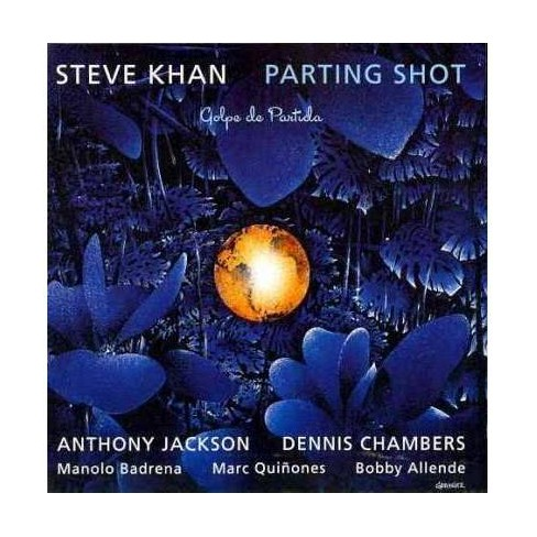 Steve Khan - Parting Shot (CD) - image 1 of 1