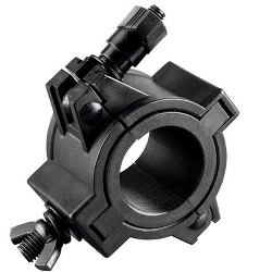 """Monoprice ABS Molded O-Clamp Black 