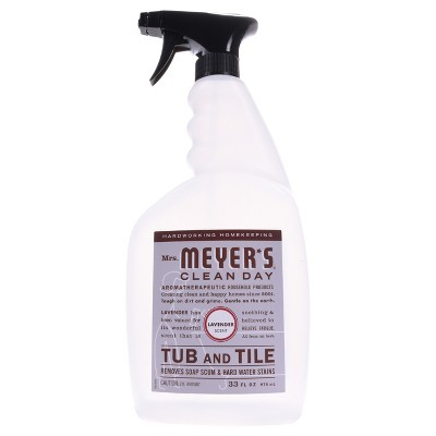 Mrs. Meyer's® Lavender Tub & Tile Cleaner - 33 fl oz