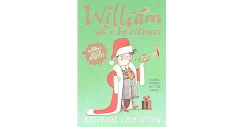 William at Christmas (Paperback) (Richmal Crompton) - image 1 of 1