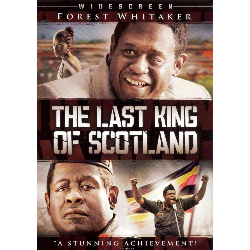 The Last King of Scotland (WS) (dvd_video)