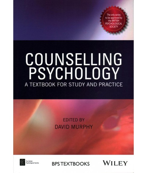 Counselling Psychology : A Textbook for Study and Practice (Paperback) - image 1 of 1