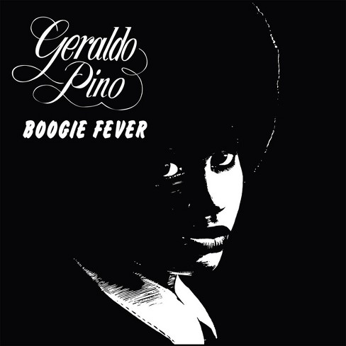 Geraldo Pino - Boogie Fever (CD) - image 1 of 1