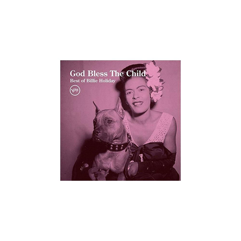 Billie Holiday - God Bless The Child:Best/Billie Holid (CD)