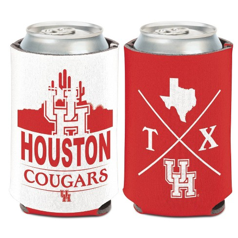 NCAA Houston Cougars Hipster Can Cooler - image 1 of 1