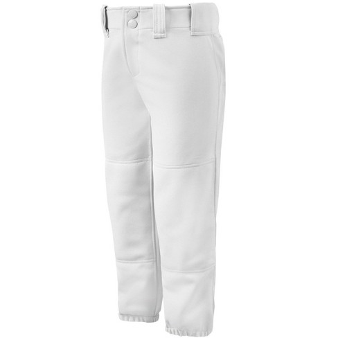 Mizuno Girl's Belted Softball Pant - image 1 of 2