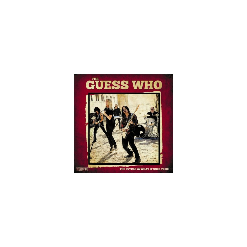 Guess Who - Future Is What It Used To Be (CD)