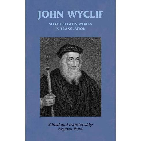John Wyclif - (Revels Plays) (Hardcover) - image 1 of 1