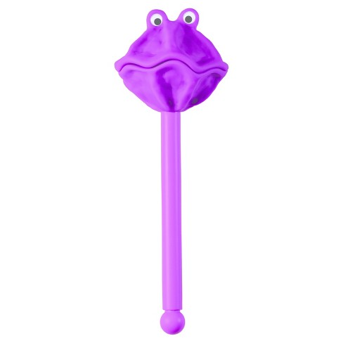 Educational Insights The Sea Squad Puppet-on-a-Stick - Bob the Clam, Party Pack of 6 - image 1 of 2