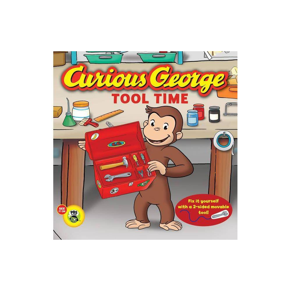 Curious George Tool Time By H A Rey Board Book