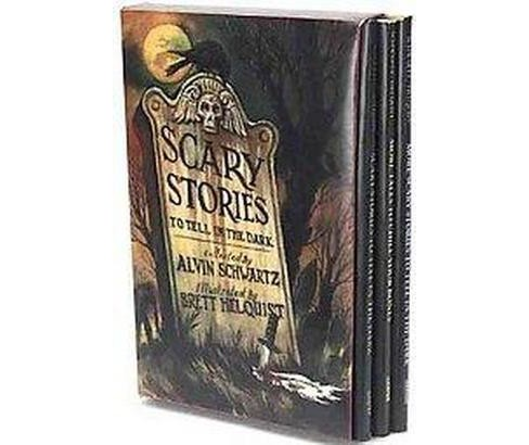 Scary Stories To Tell in The Dark (Paperback) - image 1 of 1