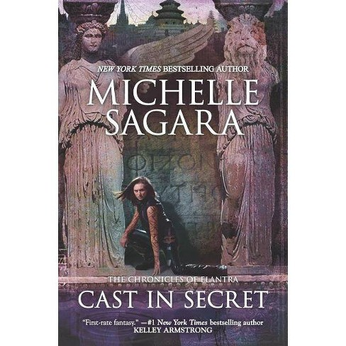 Cast in Secret - (Chronicles of Elantra) by  Michelle Sagara (Paperback) - image 1 of 1