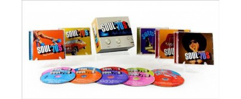 Various - Soul Of The 70s (CD) - image 1 of 1