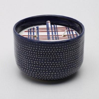 13.8oz Glazed Jar 2-Wick Candle Ocean Air - Threshold™