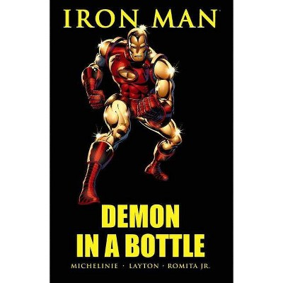 Iron Man - (Marvel Comics (Paperback)) (Paperback)