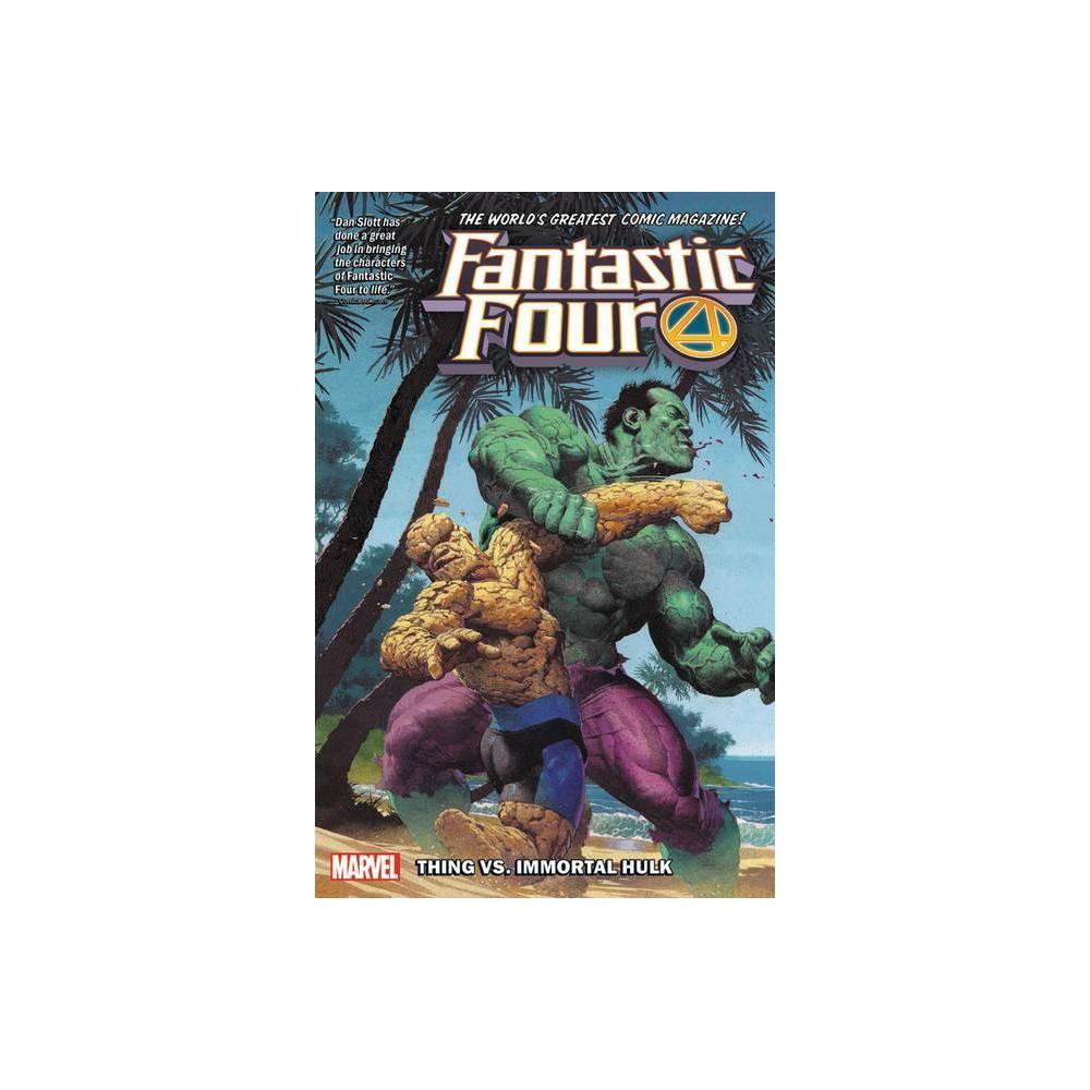 Fantastic Four By Dan Slott Vol 4 Paperback